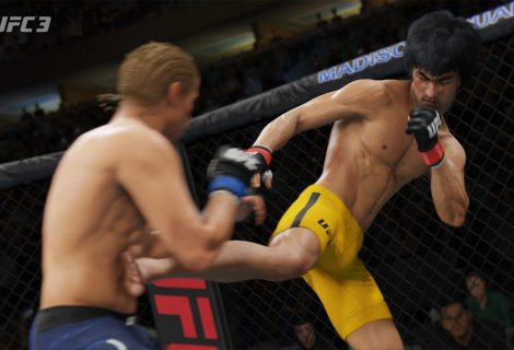 You Can Play Bruce Lee In EA Sports UFC 3 If You Owned The Previous Games
