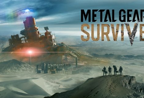 The ESRB Lists Info About Metal Gear Survive From Konami