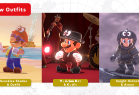 Free Update Adds New Features to Super Mario Odyssey