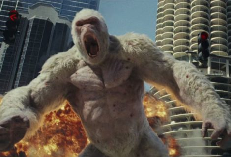 Rampage Movie Hoping To Overcome 'Video Game Curse'