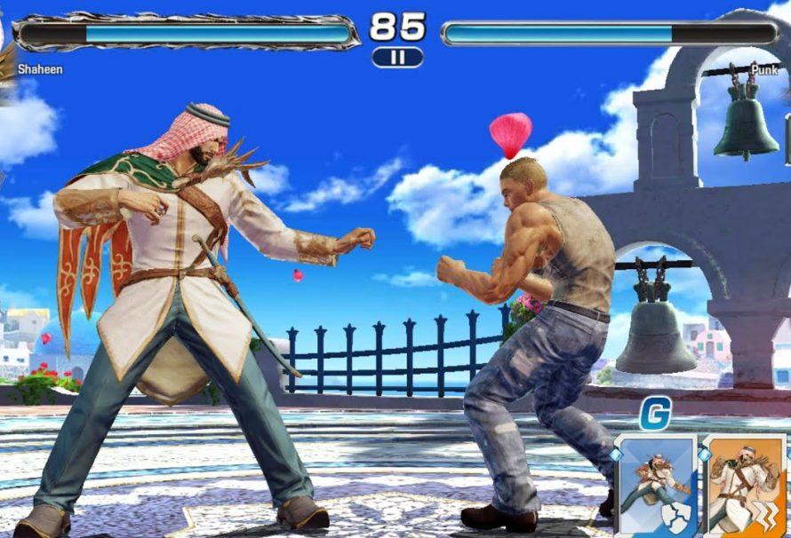 Tekken Mobile Kicks Out Several Release Dates On Mobile Devices