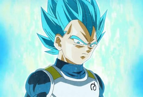Take A Look At Super Saiyan Blue Vegeta In New Dragon Ball FighterZ Trailer