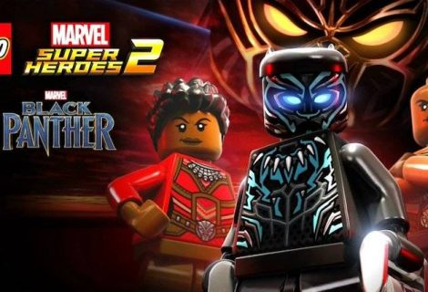 New Black Panther DLC Pack Available Now In LEGO Marvel Super Heroes 2