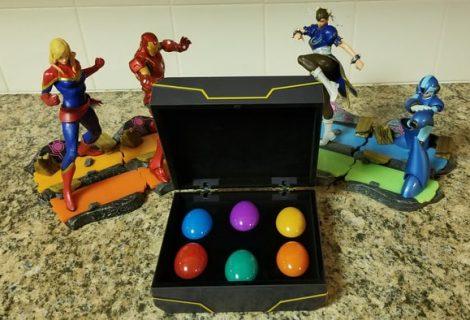 New Infinity Stone Replicas Look Better Than Marvel vs Capcom: Infinite's 'Easter Eggs'