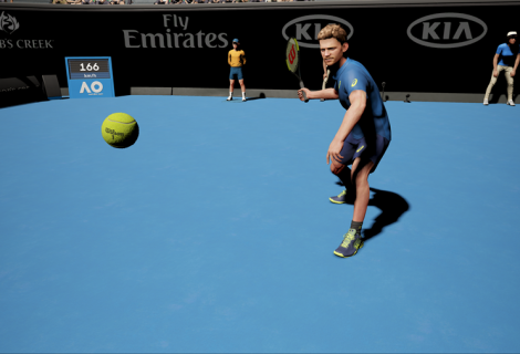 AO Tennis Update Patch 1.12 Released Already