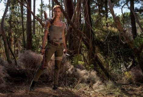 Warner Bros Announces A Tomb Raider VR Experience Based On The Movie