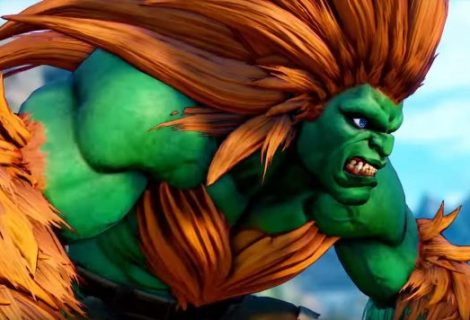 Blanka Splashes Into Street Fighter V: Arcade Edition Later This Month