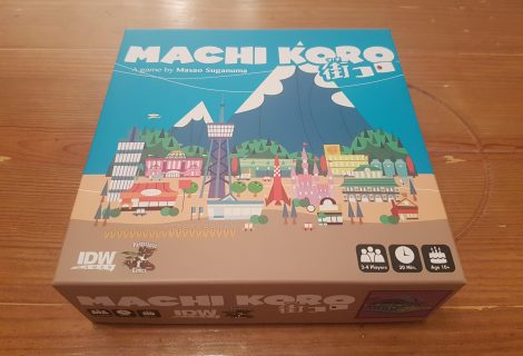Machi Koro Review - A Dicey City Builder