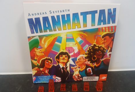 Manhattan Review - Refreshed Skyscrapers