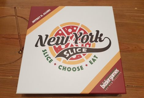 New York Slice Review - A Side Of Theme With That