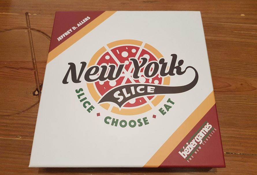New York Slice Review – A Side Of Theme With That