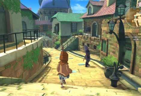 Ni No Kuni II finally gone gold