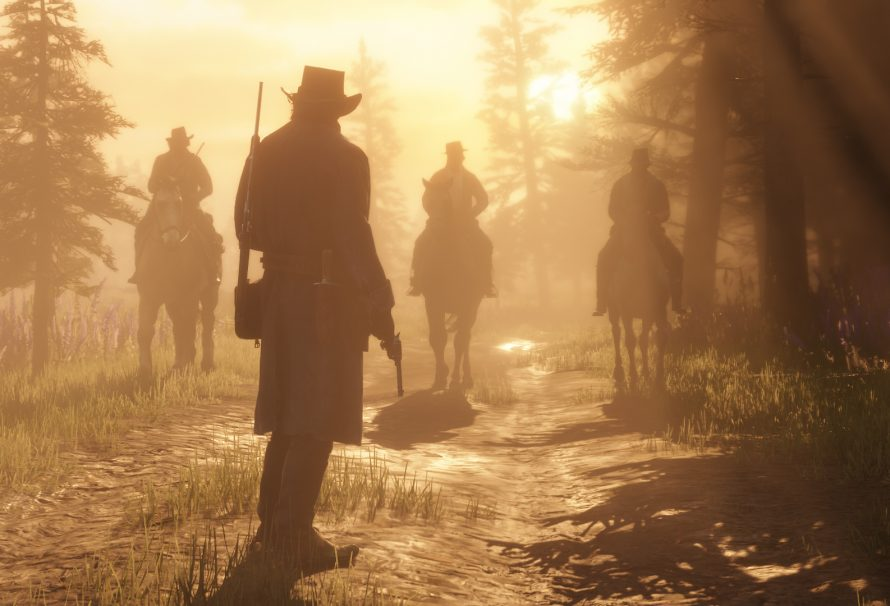 Red Dead Redemption 2 Shoots Out A Release Date And New Official Screenshots