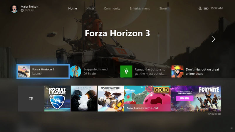 "Major Nelson Teases ""Cool New Features"" Are Coming To The Xbox One Very Soon"