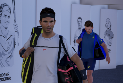 Big Ant Studios Releases Update Patch 1.11 For AO Tennis On PS4 And Xbox One