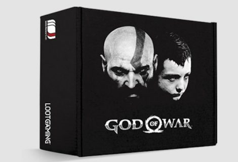 Loot Crate Releasing A Special God of War PS4 Package Later This Year