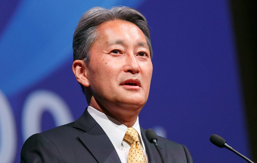 Sony CEO Kaz Hirai Is Stepping Down From The Role This April