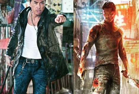 Actor Donnie Yen Shares First Image of Sleeping Dogs Movie