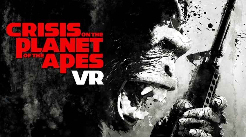 Planet of the Apes Goes VR
