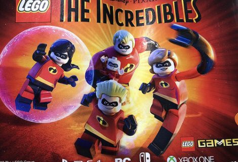 LEGO The Incredibles Video Game Gets Leaked At Walmart