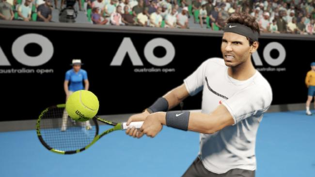 1.14 Update Patch Notes For AO Tennis Serves Out On PS4 And Xbox One
