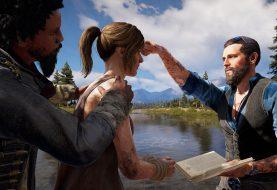 Far Cry 5 runs at native 4K resolution on Xbox One X