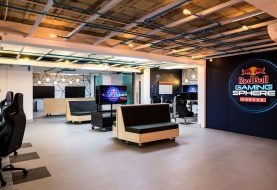 Red Bull Gaming Sphere Opens In London This Friday