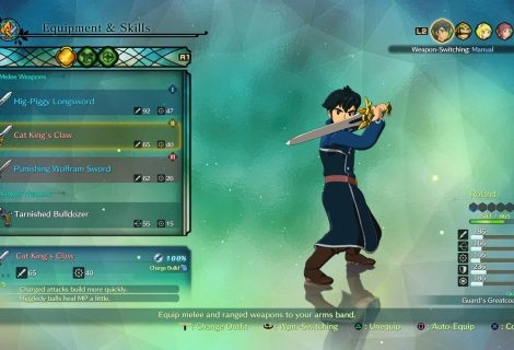 Ni no Kuni 2 Guide - How to claim your Cat King's Claw DLC (for Deluxe Edition)