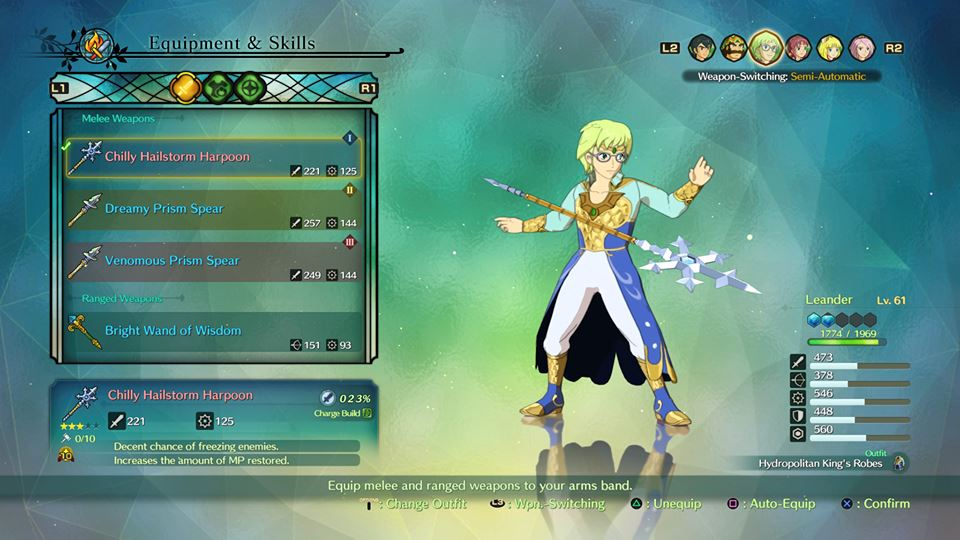 Ni No Kuni 2 Guide List Of All Costumes Outfits And How