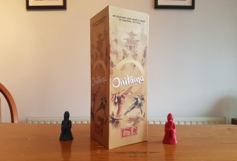 Onitama Review - Move Over Chess!