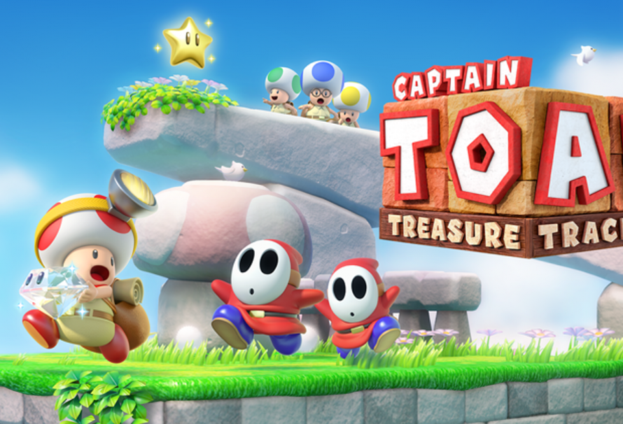Captain Toad: Treasure Tracker Will Rerelease on Switch and 3DS