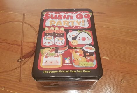 Sushi Go Party! Review - More Sushi, More Fun!