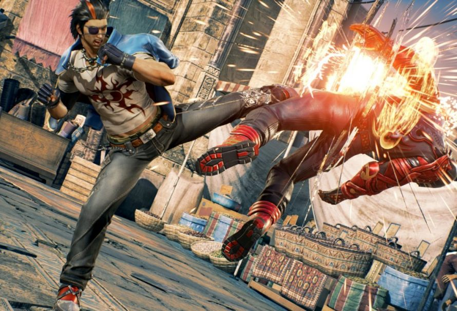 Image result for tekken 7 1.12