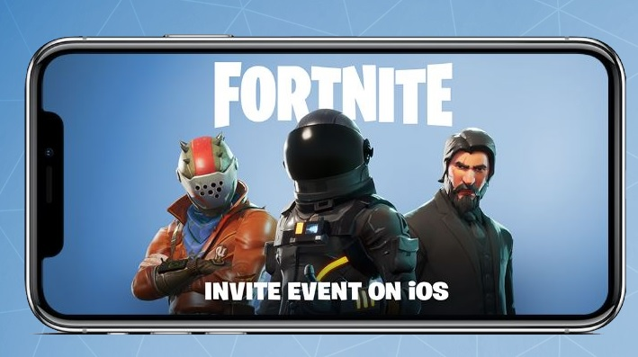 Fornite Is Now Deploying On Mobile Devices Later This Year