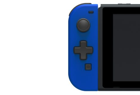 Hori To Release A Nintendo Switch Joy-Con Controller With A D-Pad