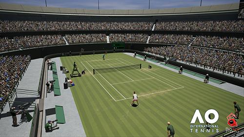 AO International Tennis Serves Up An Official Release Date