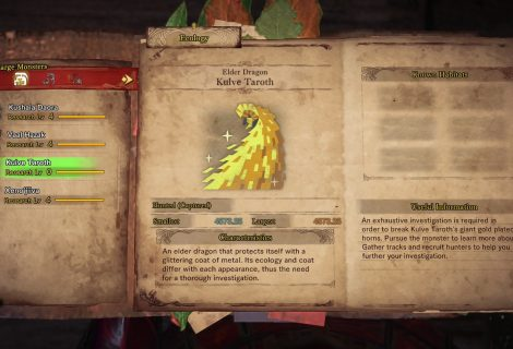Monster Hunter: World - How to Start the Kulve Taroth Siege, Rewards and More