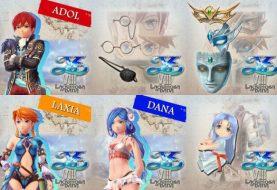 Ys VIII for Nintendo Switch bonus DLC content detailed