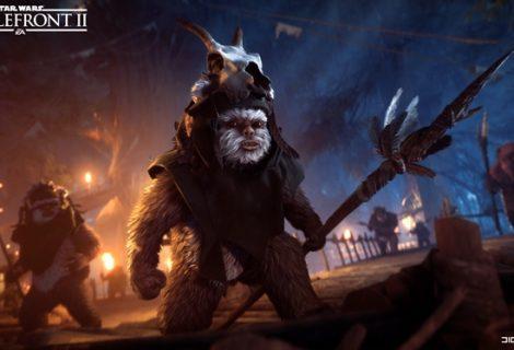 EA Outlines 'Night On Endor' DLC For Star Wars Battlefront 2
