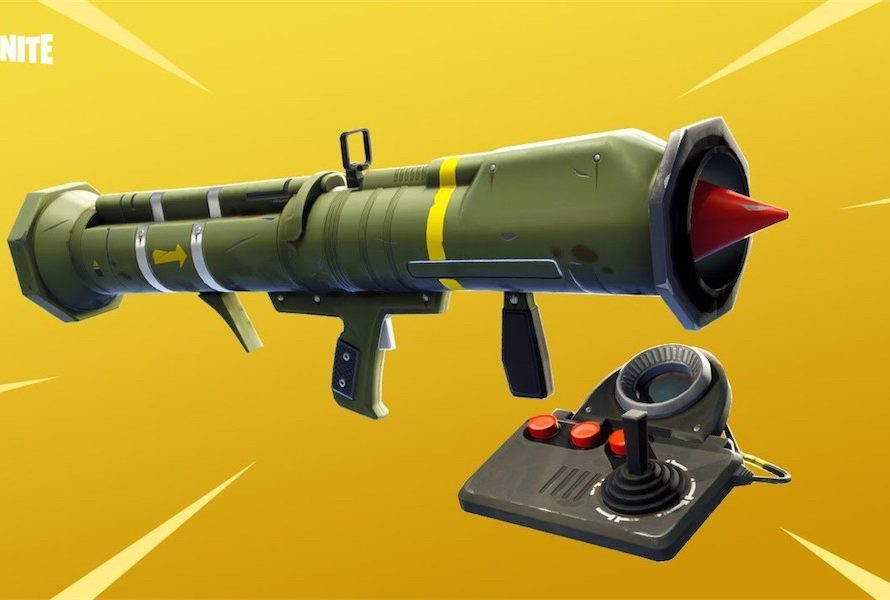 Guided Missles Are Being Removed From Fortnite Battle Royale