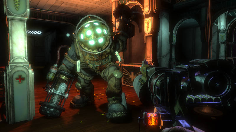 A new BioShock game from 2K is reportedly in the works