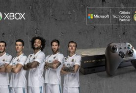 Microsoft Teams Up With Real Madrid For A Custom Xbox One Console