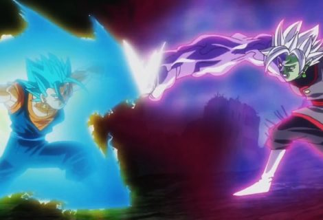 SSB Vegito And Merged Zamasu Are Coming To Dragon Ball FighterZ