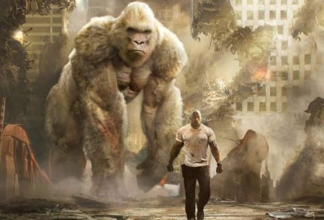 Video Game Movie 'Rampage' Gets Its Rotten Tomatoes Rating