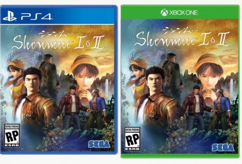 Shenmue 1 And Shenmue 2 Getting HD Re-releases On PC, PS4 And Xbox One