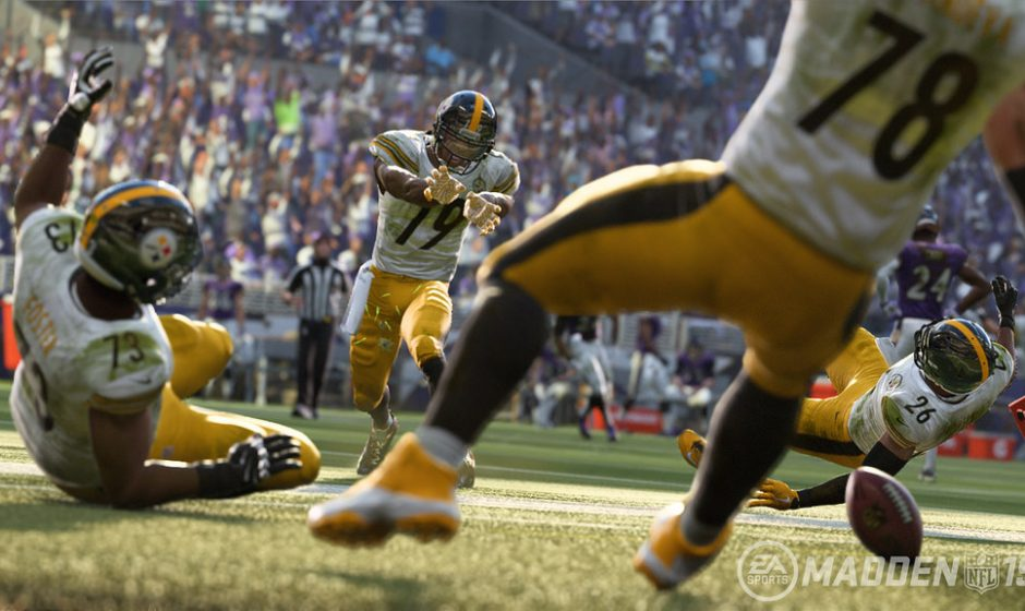 Madden 19 Gets An Official Release Date And Hall of Fame Details