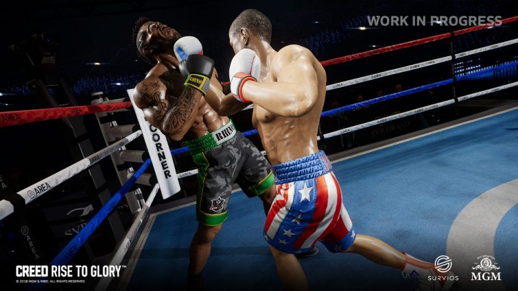 Creed: Rise to Glory Punching To PlayStation VR Later This Year