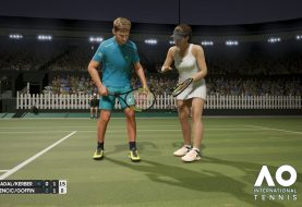 A New Update Patch Has Been Released For AO International Tennis This Week