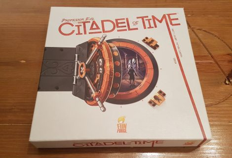 Professor Evil and the Citadel of Time Review - Reclaim The Treasures