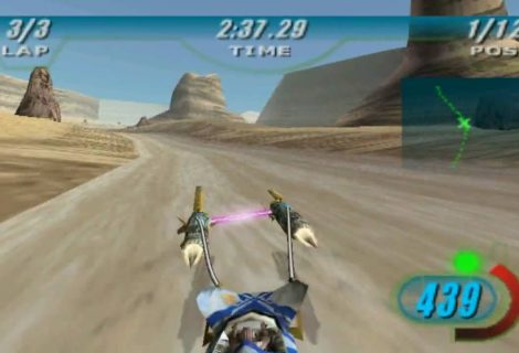 Star Wars: Episode 1 Racer Is Now Zooming Out Again On PC